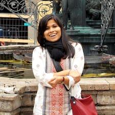 Profil utilisateur de Pradnya