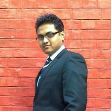 โพรไฟล์ผู้ใช้ Niladri