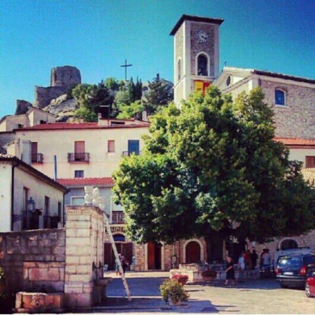 Guidebook for Rocca San Felice