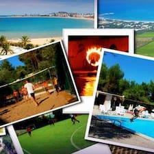 Villaggio Elisena is the host.