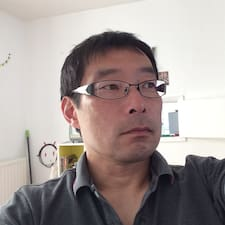 Gebruikersprofiel Takatoshi