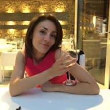 Melania User Profile