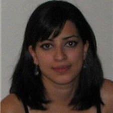 Profil korisnika Sahar