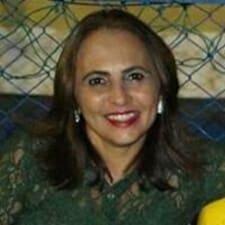 Márcia felhasználói profilja