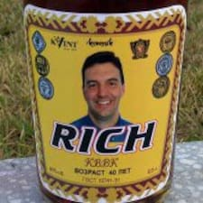 Rich Brukerprofil