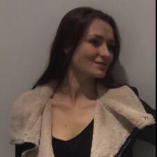 Adéla User Profile