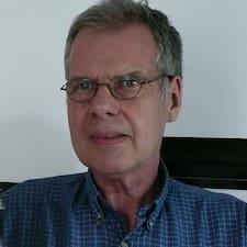 Hubert felhasználói profilja