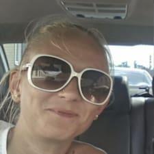 Anikó felhasználói profilja
