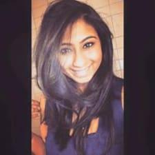 Profil utilisateur de Rakshini