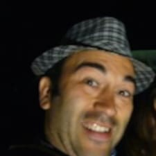 Profil utilisateur de Cristobal