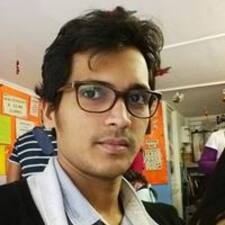 Preetham User Profile