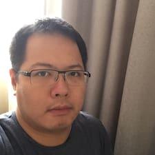 Профиль пользователя Jian-Yu