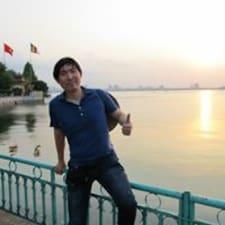 Profil utilisateur de Doohwan