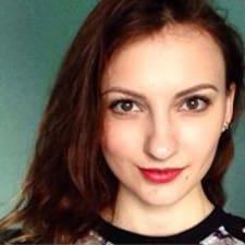 Profil utilisateur de Katsiaryna