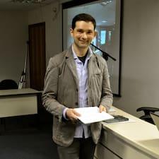 Henkilön Alexandre käyttäjäprofiili