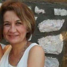 Zeynep est l'hôte.