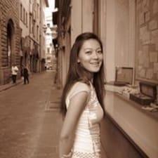 Perfil do utilizador de Tiffany