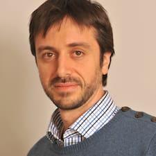 Gebruikersprofiel Roberto