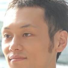 Kazuhiko felhasználói profilja