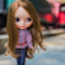 Profil utilisateur de Nathia