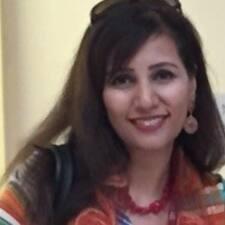 Profil Pengguna Shazia