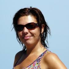 Användarprofil för Eva María