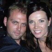 Profilo utente di Kristian & Rebekah
