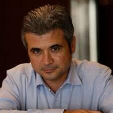 Barış felhasználói profilja