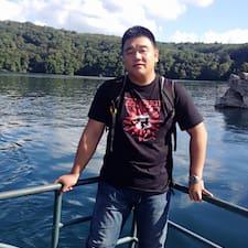 Gebruikersprofiel Jiaming