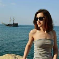 Bohdana User Profile
