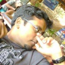 Profil utilisateur de Sandipan