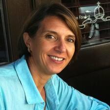 Användarprofil för Patricia