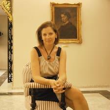 Användarprofil för Adriana