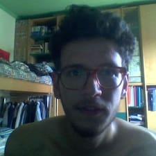 Perfil do utilizador de Edoardo