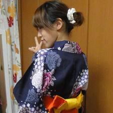 Masumi felhasználói profilja