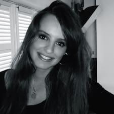 Profil utilisateur de Clelia