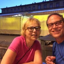 Gebruikersprofiel Hans & Linda