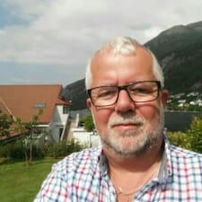 Kjell Magnar Brukerprofil