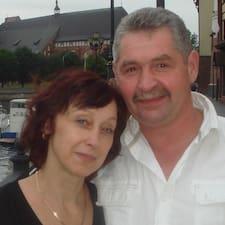 Zhanetta & Alexander Brugerprofil
