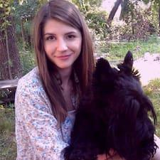 Anisia User Profile