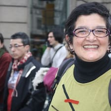 Профиль пользователя María Del Rosario