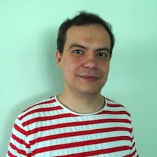 Profil utilisateur de István