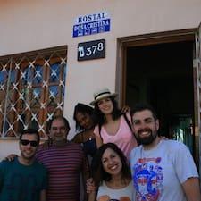Hostal Doña Cristina is the host.
