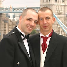 Marc & Roddy User Profile
