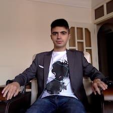 Profil utilisateur de Narek