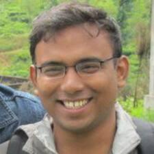 Perfil do utilizador de Asrith Kumar