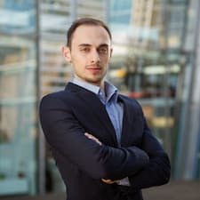 Patrick Andreas felhasználói profilja
