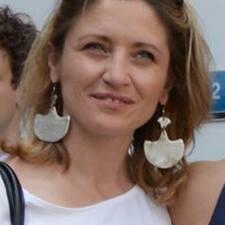 Chiara ist der Gastgeber.
