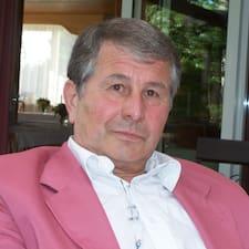 Gérard的用戶個人資料