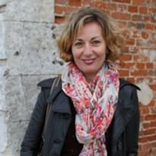Profilo utente di Stéphanie